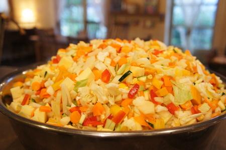 野菜カット